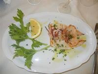 calamaro alla griglia - La Cambusa - 19 giugno 2012  - Castellammare del golfo (405 clic)