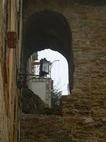 Ponte della Porta - particolare - 11 marzo 2012  - Castellammare del golfo (354 clic)