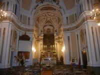 Chiesa della SS. Trinita' - interno - 6 maggio 2012  - Alcamo (435 clic)