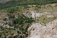 panorama area archeologica - 5 agosto 2012 - Foto di Nicolò Pecoraro  - Segesta (994 clic)