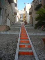 via con scalinata - 2 giugno 2012  - Calatafimi segesta (443 clic)