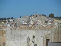 scorcio della città - 15 agosto 2012  - Calatafimi segesta (355 clic)