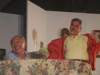 Teatro in Piazza - Spettacolo teatrale dialettale in Piazza Ciullo - Ogni mali un veni pi nociri, a cura dell'Associazione Teatrale Elimi - 14 agosto 2012  - Alcamo (1007 clic)