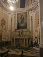 Chiesa della SS. Trinita' - interno - 6 maggio 2012  - Alcamo (441 clic)