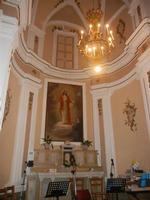 Chiesa della SS. Trinita' - interno - 6 maggio 2012  - Alcamo (513 clic)