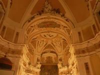 Chiesa della SS. Trinita' - interno - 6 maggio 2012  - Alcamo (571 clic)