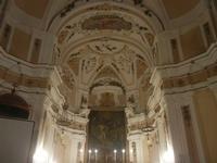Chiesa della SS. Trinita' - interno - 6 maggio 2012  - Alcamo (535 clic)