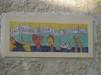 murales maiolicato - 2 giugno 2012  - Calatafimi segesta (319 clic)