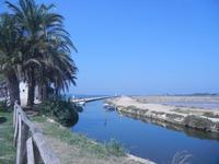 Imbarcadero Storico per l'Isola di Mozia e saline - 9 settembre 2012  - Marsala (380 clic)