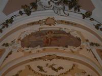 Chiesa della SS. Trinita' - interno - 6 maggio 2012  - Alcamo (630 clic)