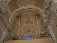 Chiesa della SS. Trinita' - interno - 6 maggio 2012  - Alcamo (527 clic)