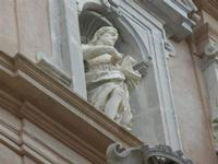 Palazzo Senatorio - particolare - 12 febbraio 2012  - Trapani (651 clic)
