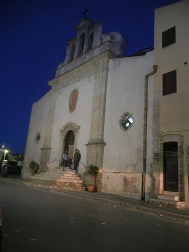 Chiesa della SS. Trinita'  - ALCAMO - inserita il 05-Nov-14