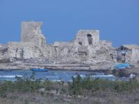 ruderi Tonnara sul lungomare - 13 settembre 2012  - Trapani (310 clic)