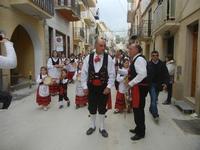 Festa di Primavera - Gruppo Folk Elimo - Sagra della salsiccia, del pane cunzato e dell'arance di Calatafimi Segesta - 22 aprile 2012  - Calatafimi segesta (503 clic)