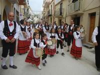 Festa di Primavera - Gruppo Folk Elimo - Sagra della salsiccia, del pane cunzato e dell'arance di Calatafimi Segesta - 22 aprile 2012  - Calatafimi segesta (522 clic)