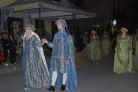 Il Corteo Storico di S. Rita - foto di Nicolò Pecoraro - 19 maggio 2012  - Castellammare del golfo (378 clic)