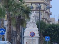 Monumento a Sant'Alberto - 13 settembre 2012  - Trapani (317 clic)