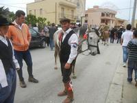 SPERONE - sfilata di cavalli - festa San Giuseppe Lavoratore - 29 aprile 2012  - Custonaci (457 clic)
