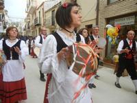 Festa di Primavera - Gruppo Folk Elimo - Sagra della salsiccia, del pane cunzato e dell'arance di Calatafimi Segesta - 22 aprile 2012  - Calatafimi segesta (513 clic)