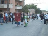 Contrada MATAROCCO - 5ª Rassegna del Folklore Siciliano - 5ª Sagra Saperi e Sapori di . . . Matarocco - 2° Festival Internazionale del Folklore - 5 agosto 2012  - Marsala (330 clic)