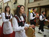 Festa di Primavera - Gruppo Folk Elimo - Sagra della salsiccia, del pane cunzato e dell'arance di Calatafimi Segesta - 22 aprile 2012  - Calatafimi segesta (591 clic)