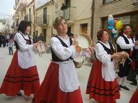 Festa di Primavera - Gruppo Folk Elimo - Sagra della salsiccia, del pane cunzato e dell'arance di Calatafimi Segesta - 22 aprile 2012  - Calatafimi segesta (510 clic)