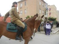 SPERONE - sfilata di cavalli - festa San Giuseppe Lavoratore - 29 aprile 2012  - Custonaci (487 clic)