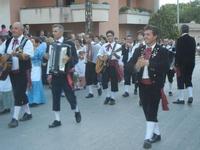 Contrada MATAROCCO - 5ª Rassegna del Folklore Siciliano - 5ª Sagra Saperi e Sapori di . . . Matarocco - 2° Festival Internazionale del Folklore - 5 agosto 2012  - Marsala (300 clic)