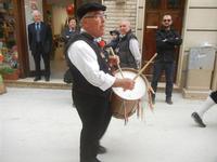 Festa di Primavera - Gruppo Folk Elimo - Sagra della salsiccia, del pane cunzato e dell'arance di Calatafimi Segesta - 22 aprile 2012  - Calatafimi segesta (542 clic)