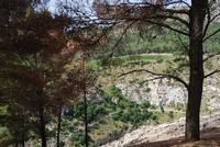 panorama area archeologica - 5 agosto 2012 - Foto di Nicolò Pecoraro  - Segesta (1235 clic)