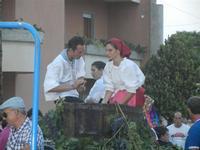 Contrada MATAROCCO - 5ª Rassegna del Folklore Siciliano - 5ª Sagra Saperi e Sapori di . . . Matarocco - 2° Festival Internazionale del Folklore - 5 agosto 2012  - Marsala (294 clic)