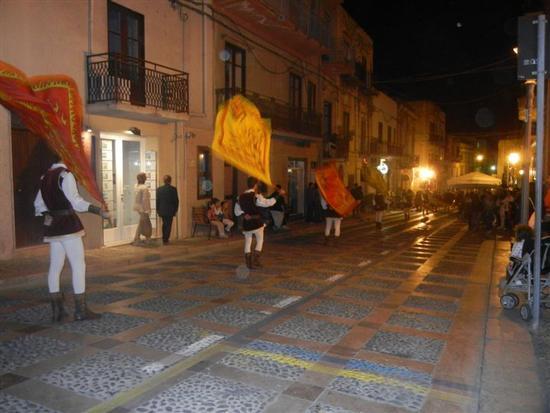 Il Corteo Storico di S. Rita - CASTELLAMMARE DEL GOLFO - inserita il 30-Dec-14