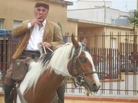 SPERONE - sfilata di cavalli - festa San Giuseppe Lavoratore - 29 aprile 2012  - Custonaci (1146 clic)