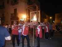 Processione  in onore di Maria SS. della Scala - 8 settembre 2012  - Castellammare del golfo (571 clic)