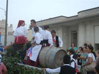 Contrada MATAROCCO - 5ª Rassegna del Folklore Siciliano - 5ª Sagra Saperi e Sapori di . . . Matarocco - 2° Festival Internazionale del Folklore - 5 agosto 2012  - Marsala (468 clic)