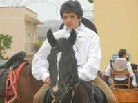 SPERONE - sfilata di cavalli - festa San Giuseppe Lavoratore - 29 aprile 2012  - Custonaci (521 clic)