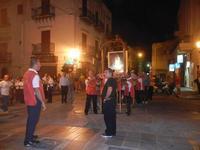 Processione  in onore di Maria SS. della Scala - 8 settembre 2012  - Castellammare del golfo (603 clic)