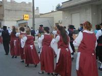 Contrada MATAROCCO - 5ª Rassegna del Folklore Siciliano - 5ª Sagra Saperi e Sapori di . . . Matarocco - 2° Festival Internazionale del Folklore - 5 agosto 2012  - Marsala (449 clic)