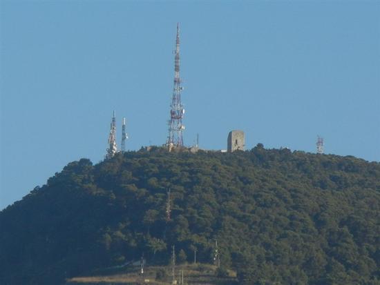 cima del Monte Bonifato - ALCAMO - inserita il 03-Aug-15