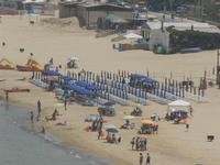 panorama dalla periferia est della città - lido - 11 luglio 2012  - Castellammare del golfo (188 clic)