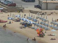 panorama dalla periferia est della città - lido - 11 luglio 2012  - Castellammare del golfo (202 clic)