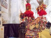 Mostra Ceto dei Cavallari - aspettando la Festa del SS. Crocifisso - 22 aprile 2012 - Foto di Nicolò Pecoraro  - Calatafimi segesta (449 clic)