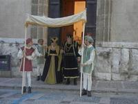 Il Corteo Storico di S. Rita - 19 maggio 2012  - Castellammare del golfo (440 clic)
