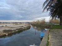 Saline e Imbarcadero Storico per l'Isola di Mozia - 29 gennaio 2012  - Marsala (557 clic)