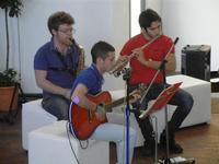 LE MELODIE DELL'ANIMA - Concerto per ANNA ROSA - Salone Stella Maris - 6 maggio 2012  - Castellammare del golfo (320 clic)