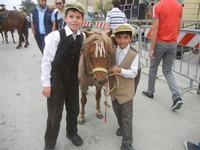 SPERONE - sfilata di cavalli - festa San Giuseppe Lavoratore - 29 aprile 2012  - Custonaci (466 clic)