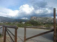 Riserva Naturale Orientata Capo Rama - entroterra - 15 aprile 2012  - Terrasini (745 clic)