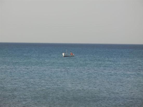 Spiaggia Playa - barca e mare - CASTELLAMMARE DEL GOLFO - inserita il 03-Nov-14