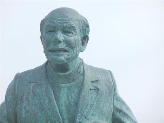 monumento dedicato a Vincenzo Licata, Poeta del Mare - SCIACCA - inserita il 14-Apr-14